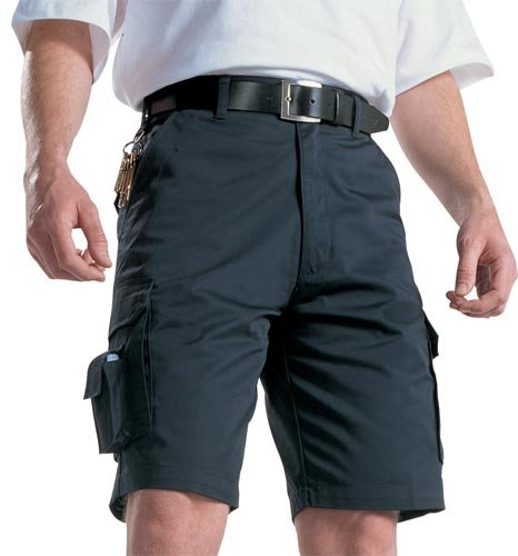 Dickies Redhawk Cargo Shorts Black, Navy Mens