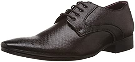Bata Men's Pierce Brown Formal Shoes - 8 UK/India (42 EU) (8214129)