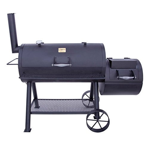 Oklahoma Joe's Longhorn Offset Smoker and Charcoal Grill (Longhorn Grill compare prices)