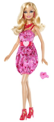Barbie I Love Valentines! Doll - Shop For Non-candy Gift Options for Valentine's Day for Kids