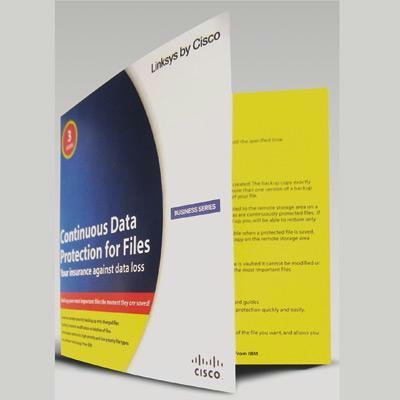 Cisco LBACDP Continuous Data Protection for Files