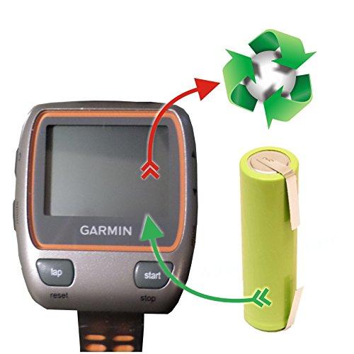 premium-akkutauschservice-akkuwechsel-fur-laufuhr-gps-garmin-forerunner-310-xt-mit-vorab-zugesendete