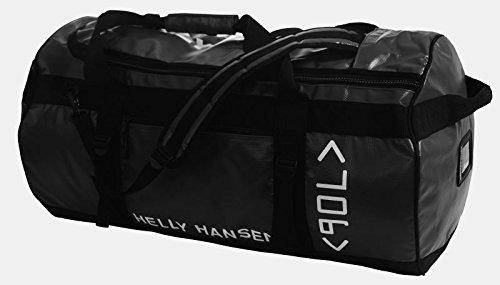 Helly Hansen HH DUFFEL Borsa Uomo - Nero (Nero (Black)) - 90 Litri