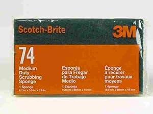3M Scotch-Brite Medium Duty Scrub Sponge