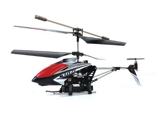 Syma S107C Camera 3 Channel Remote Control Helicop