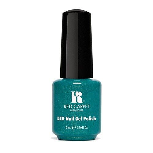 Red Carpet Manicure - Led Gel Polish - Zircon - 9Ml / 0.3Oz