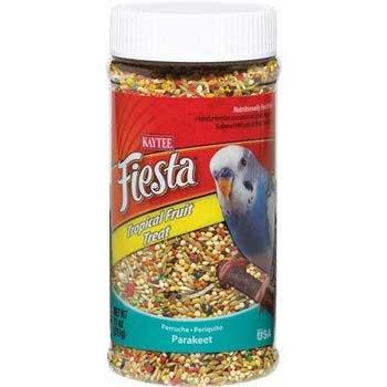 Cheap 2 PK Kaytee Fiesta Parakeet Fruit Jar 11oz (B00943XPLK)