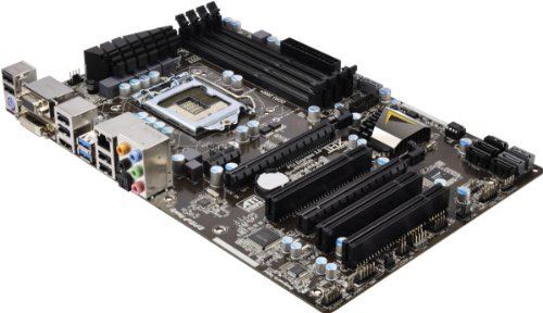 AsRock Z77 Pro4 Motherboard (Socket 1155 Black Friday & Cyber Monday