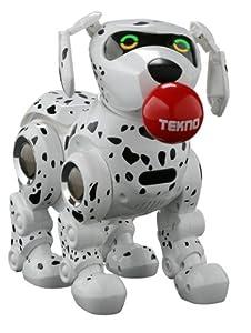 Tekno the Robotic Puppy - Dalmatian