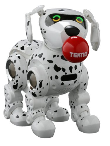 Tekno the Robotic Puppy - Dalmatian (Techno The Robotic Puppy compare prices)