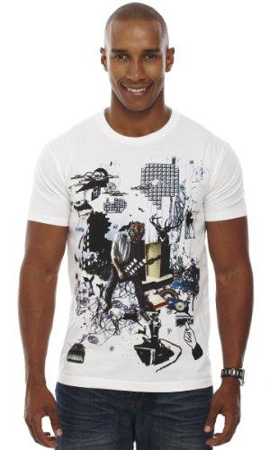 Retreez Urban Rocker Printed Men's T-shirt