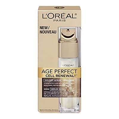 L'Oreal Paris Skin Care Age Perfect Cell Renewal Serum + Night Cream Kit