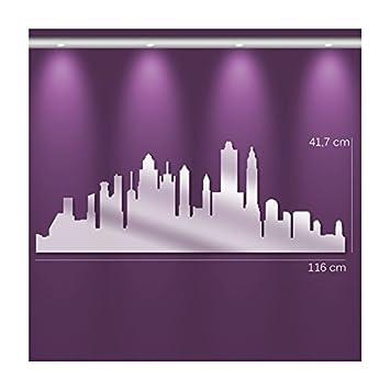 Miroir new york 20 20 x 57 cm deco soon cuisine for Miroir new york