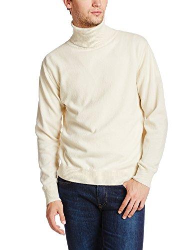 (エッセンシアアトランティカ)ESSENCIA ATLANTICA(エッセンシアアトランティカ) ニットセーター Turtle Neck Sweater EA024005 Wht A1015 Wht A1015 36