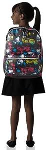 FAB Starpoint Little Girls' Hello Kitty Graffiti A Backpack