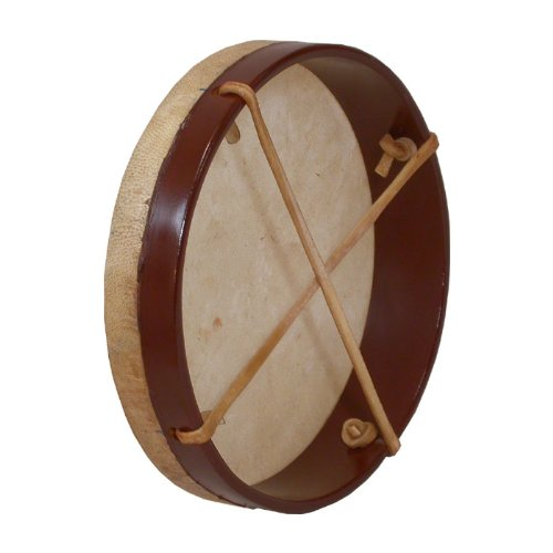 "Frame Drum, 10"", With Beater"