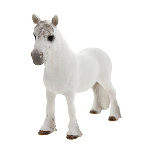 Schleich Fell Pony Stallion Toy Figure - 1