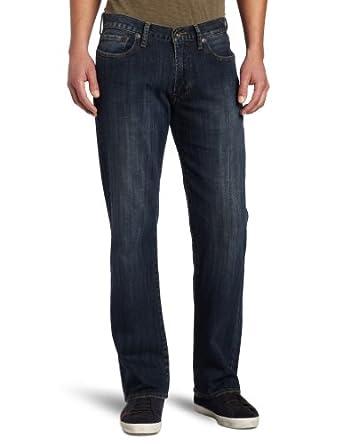 Lucky Brand Men's 361 Vintage Straight Leg Jean in Skyline, Skyline, 31x34