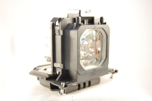 Projector Lamp with Covering For SANYO PLV-Z700 (POA-LMP114)