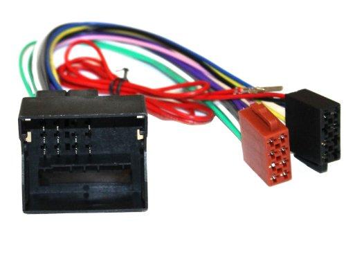 Adaptateur-cble-fiche-ISO-G1-pour-autoradio-compatible-PEUGEOT-CITROEN