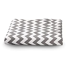 Queen Flat Gray Chevron Amadora Double Brushed Microfiber Luxury Sheet - Mix and Match colors and pieces to create your custom set. The Ultimate in Breathability and Comfort, This Highly Durable Microfiber White Flat Sheets is the Highest Quality on the Market; They Don't Wrinkle, are Super Soft to the Touch, Never Shrink,& Breathe 50% Better Than Cotton