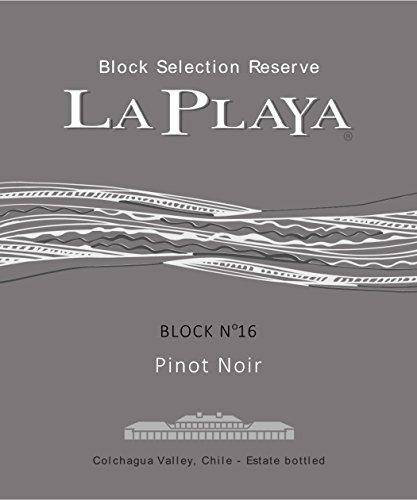2013 La Playa Block Selection Reserve Pinot Noir 750 Ml