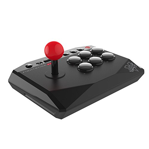 Mad Catz Street Fighter V Arcade FightStick Alpha for PlayStation4 and PlayStation3 (Marvel Capcom Ps4 compare prices)