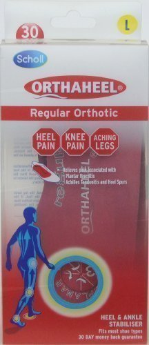 Orthaheel Orthotics Large by Orthaheel