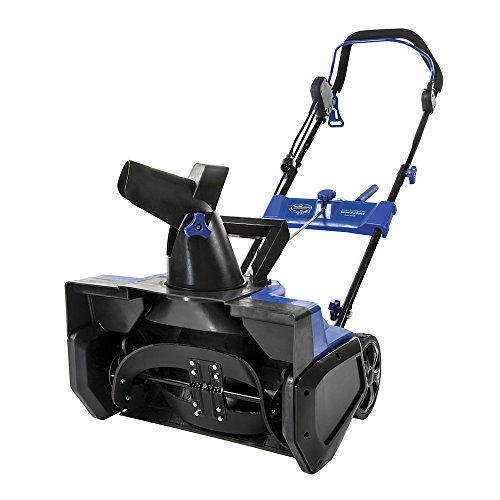Best Electric Snow Blower For Heavy Snow : Snow joe sj e ultra electric thrower inch the