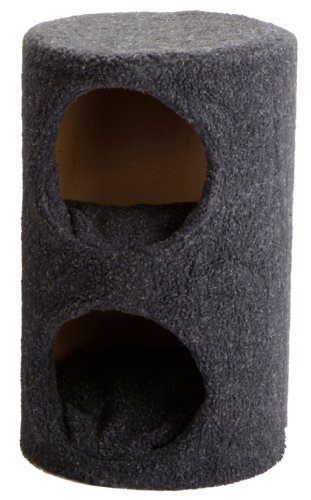 Brinkmann Pet Two Story Cat Condo, Navy