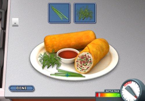 Iron chef america supreme cuisine jeu nintendo ds for Cuisine ds
