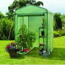 Extra Large Walk in Garden Greenhouse Green House