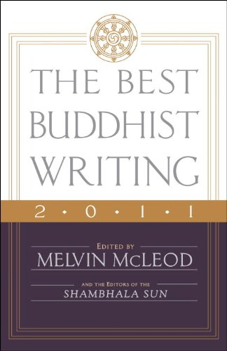 The Best Buddhist Writing 2011 (A Shambhala Sun Book)