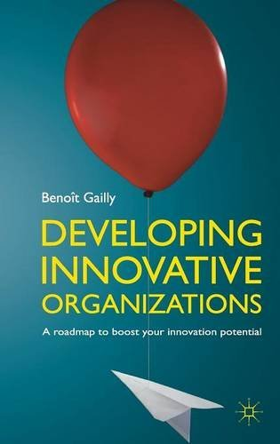Developing Innovative Organizations: A roadmap to boost your innovation potential
