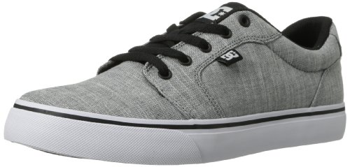 DC Shoes Mens Anvil TX SE M Shoe Low-Top ADYS300036 Chambray 7 UK, 40.5 EU
