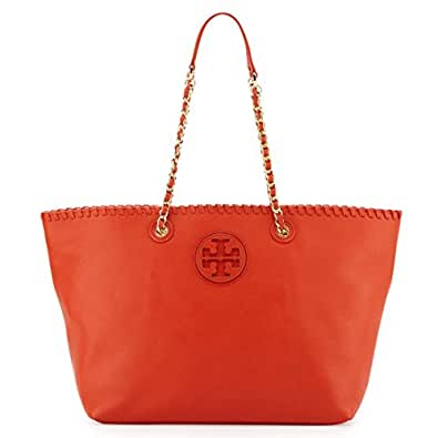 Tory burch marion small tote handbags for Tory burch jewelry amazon