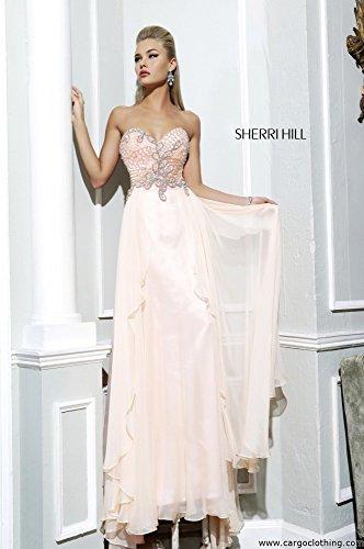 sherri-hill-3895-light-peach-embellished-bust-dress-uk-10-us-6