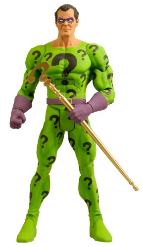 DC Universe Classics Riddler Action Figure at Gotham City Store