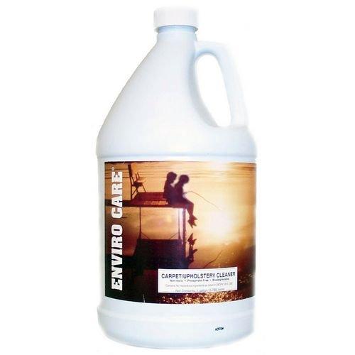 Enviro care carpet & Upholstery Cleaner - 4X1 Gallon Case