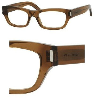Yves Saint Laurent Yves Saint Laurent Yves 3 Eyeglasses-0K7M Brown-51mm