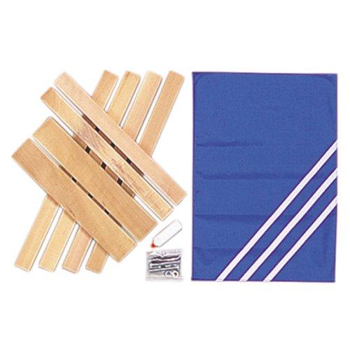 サンモク 木工キット 折りたたみ布腰掛 8001906