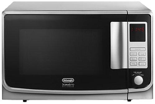De 39 longhi mw30fsr forno microonde colore scocca silver ed - Forno combinato microonde ed elettrico ...