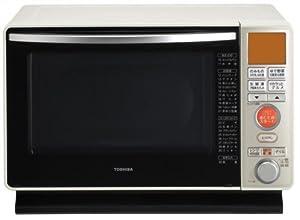 TOSHIBA スチームオーブンレンジ21L 石窯オーブン ER-J6(W) アイボリーホワイト