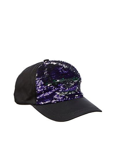 Diesel Cappellino con Visiera Fashionable [Nero]