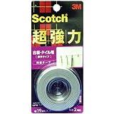 スコッチ 強力両面テープ 合板・タイル用(厚手タイプ) KPW-19