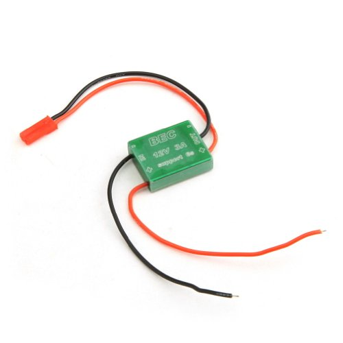 Neewer® FPV 1.2G 5.8G MICRO BEC W/CNC ENCLOSURE 12V 3A OUTPUT 4S-6S FOR FPV TELEMATRY - 1