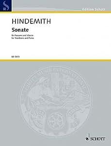 HINDEMITH - Sonata (1941) para Trombon y Piano