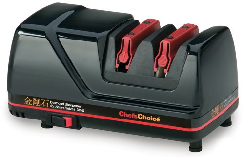 Chef's Choice 315S Diamond Electric Sharpener for Asian-Style Knives