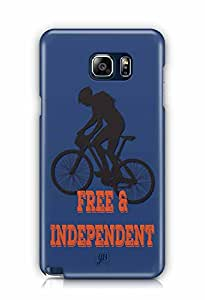 YuBingo Free & Independent Designer Mobile Case Back Cover for Samsung Galaxy Note 5