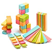 52-Pc. Tegu Wooden Block Set